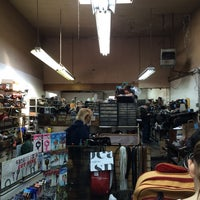 Photo taken at Marelli Bros. Shoe Repair by Bill B. on 4/5/2014