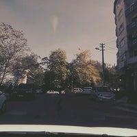 Photo taken at Göztepe by Demircan Ö. on 10/11/2016