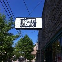 Photo taken at Gravity Records by Matt K. on 5/30/2013
