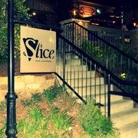 Photo taken at Slice Pizza & Brew by J Matthew C. on 5/10/2013