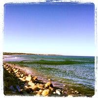Photo taken at Hampton Beach State Park by Melanie S. on 6/4/2013