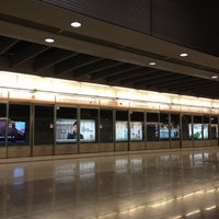 Photo taken at MTR Kowloon Station 九龍站 by Paul T. on 10/28/2012