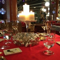 Photo taken at La Pergola by Dana C. on 12/27/2012