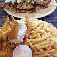 Photo taken at Mambo Seafood by BADASH on 9/26/2012