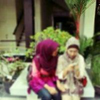 Photo taken at SMA Muhammadiyah 1 Yogyakarta by Nurul H. on 10/7/2012