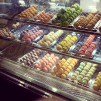Photo taken at Macaron Café by Monica on 7/19/2013