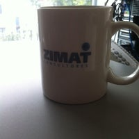 Photo taken at Zimat by Edna M. on 6/27/2014