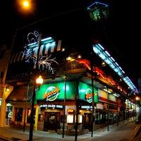 Photo taken at Blaine's Grill & Bar by Club 812 Gatlinburg on 11/9/2013