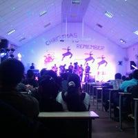 Photo taken at NIBM Auditorium by Vibhavi R. on 12/13/2013