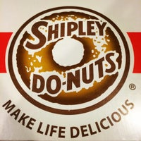 Photo taken at Shipley Donuts by Angel S. on 8/21/2015