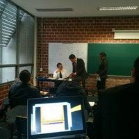 Photo taken at Edificio B by Dallana C. on 11/5/2012