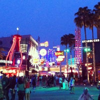 Photo taken at Universal CityWalk by Toast on 7/3/2013