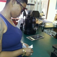Photo taken at Italia Coffee House by Felicia J. on 11/4/2012