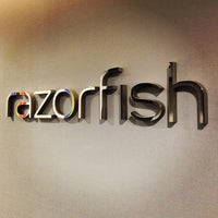 Photo taken at Razorfish by Ong A. on 6/20/2013