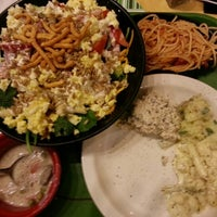 Photo taken at Souplantation by Will A. on 11/15/2012