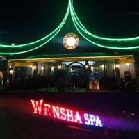 Photo taken at Wensha Spa by Ken P. on 9/26/2016