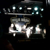 Photo taken at Willie Dixon by Duende E. on 12/30/2012