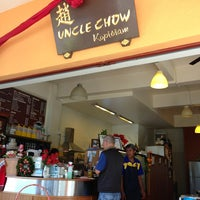 Photo taken at Uncle Chow Kopitiam by Sharon N. on 12/29/2012