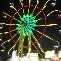 Photo taken at North Georgia State Fair by Justin C. on 9/22/2012