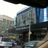 Photo taken at Corteo fashion mall by Wega on 10/19/2012