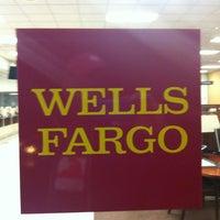 Photo taken at Wells Fargo by Berto M. on 10/9/2012