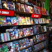 Photo taken at Golden Apple Comics by Berto M. on 10/4/2012