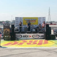 Photo taken at Toledo Speedway by Dave D. on 5/19/2013