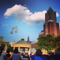 Photo taken at Pere Marquette Park by Dominic S. on 7/10/2013