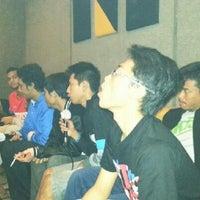Photo taken at NAV Karaoke Keluarga by Morgan Y. on 11/30/2012