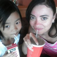 Photo taken at Qdoba Mexican Grill by Nikki C. on 8/18/2013