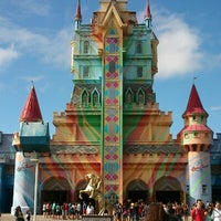 Photo taken at Beto Carrero World by Lucas L. on 11/14/2012