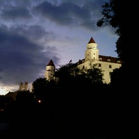 Photo taken at Bratislava Castle by Marek T. on 9/15/2012