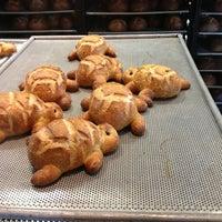 Photo taken at Boudin Bakery Café Baker's Hall by Damir on 2/25/2013