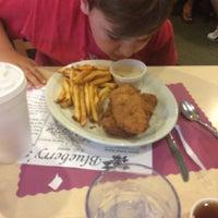 Photo taken at Blueberry's Cafe by Dori on 7/5/2015