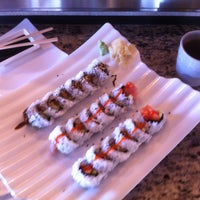 Photo taken at Sushi 1 by Dale M. on 2/8/2014