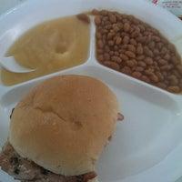 Photo taken at Iowa Pork Tent by David R. on 8/7/2014