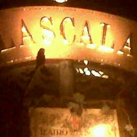Photo taken at La Scala by Mark W. on 10/25/2011