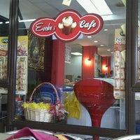 Photo taken at Evoke Cafe by Jes Mohd A. on 10/29/2011