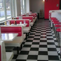 Photo taken at Merry Ann's Diner by Andrea C. on 1/11/2012