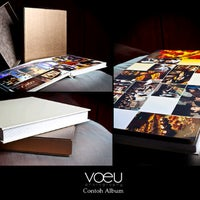 Photo taken at Voeu photography (www.voeuphotography.com) by Agnes S. on 1/1/2012