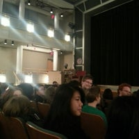 Photo taken at Sorenson Center for the Arts by Andrea on 10/13/2012
