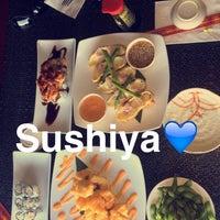 Photo taken at Sushiya On Sunset by S . on 12/3/2016