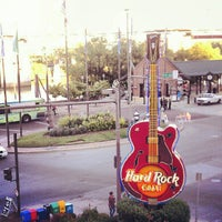 Photo taken at Hard Rock Cafe Nashville by Vintage B. on 9/19/2012