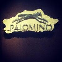 Photo taken at Palomino by Bill P. on 9/5/2013