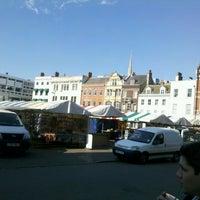 Photo taken at Cambridge Market by Jose on 6/7/2013