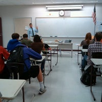 Photo taken at Nashua High School South by Tanner H. on 10/12/2012