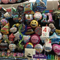 Photo taken at Party City by Ron E. on 10/6/2016
