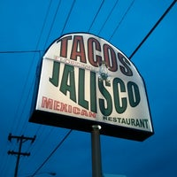 Photo taken at Tacos Jalisco by Timothy H. on 3/30/2014