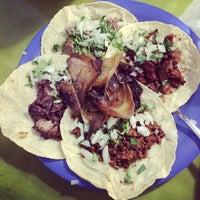 Photo taken at Taqueria El Rey Del Taco by Stan F. on 9/9/2014