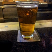 Photo taken at Huberts Sports Bar & Grill by Maria H. on 10/21/2012